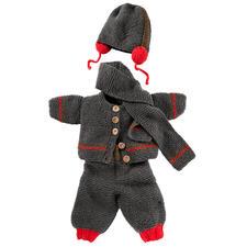 Anleitung 349/7, Baby-Set aus Aspra von Junghans-Wolle