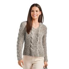 Anleitung 129/8, Pullover aus Pallida von Junghans-Wolle