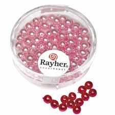 Renaissance-Perlen, verschiedene Farben und Größen Schimmernde Schönheiten: