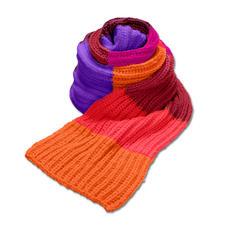 Modell 872/5, Schal aus Poco von Junghans-Wolle