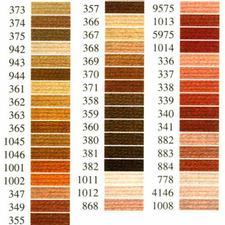 Anchor-Sticktwist braun/rotbraun Sie haben eine riesige Farbauswahl. Erleben Sie den Spaß an kreativer Handarbeit mit brillanten Farben.