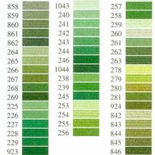 Anchor-Sticktwist grün Sie haben eine riesige Farbauswahl. Coats/Mez ist die führende Qualitätsmarke für Stickgarne.