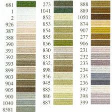 Anchor-Sticktwist grau/braun Sie haben eine riesige Farbauswahl. Mit mehreren hundert Farbnuancen haben Sie eine riesige Auswahl.