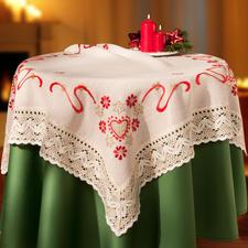 Tischdecke, Ornamente