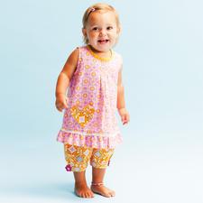 """my design""-Schnittmuster Kinderkleid ""Anna"""