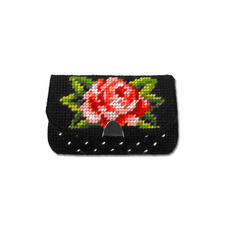 Mini-Handtasche Rosen