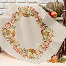 Tischdecke - Herbstblätter