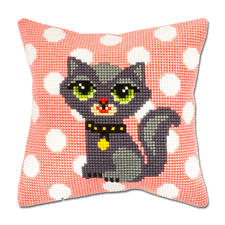 Kissen, Katze 2