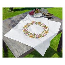 Tischdecke, 80 x 80 cm, Sonnenblume