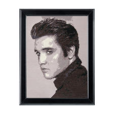 "Modernes Gobelinbild ""Elvis"""