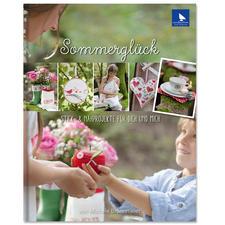"""Buch """"Sommerglück – Stick- & Nähprojekte für Dich und mich"""" Buch """"Sommerglück"""""""