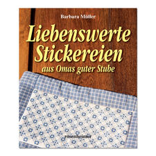 """Buch """"Liebenswerte Stickereien"""" Liebenswerte Stickereien"""