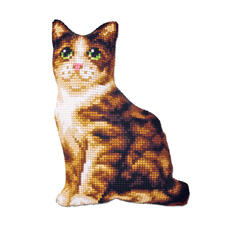 "Formkissen ""Katze"""
