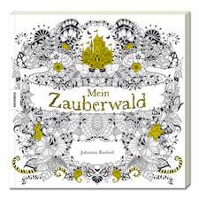 """Ausmalbuch """"Mein Zauberwald"""""""