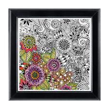 Stickbild Zenbroidery - Small Floral