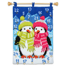 Pinguine, Adventskalender