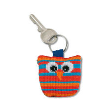 Eulen-Schlüsselanhänger