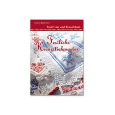 """Buch """"Festliche Kreuzstichmuster"""""""