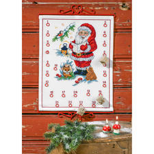 Adventskalender - Singender Weihnachtsmann