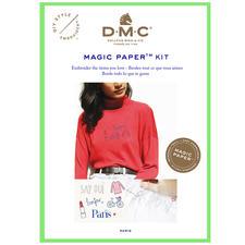 Magic Paper Stickkollektion - Französisch
