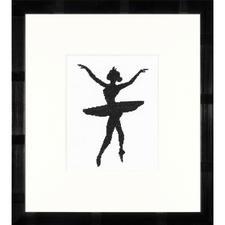 Ballett-Silhouette III