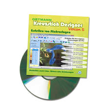 Kreuzstich Designer Kreuzstich-Designer – Erstellen Sie Ihre eigenen Stickvorlagen am PC. Kreuzstich-Designer – Erstellen Sie Ihre eigenen Stickvorlagen am PC.