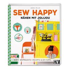 """Buch - Sew Happy – Nähen mit Jolijou Buch """"Sew Happy – Nähen mit Jolijou"""""""