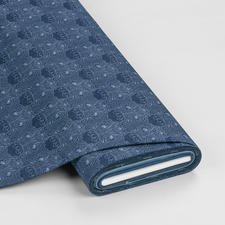 "Meterware Denim Prints ""Stiched-ochi"" Angesagter Denim-Style aus den USA"