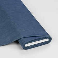 "Meterware Solid Smooth Denim ""Indigo Shadow"" Angesagter Denim-Style aus den USA"