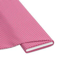 "Meterware ""Dots"", Pink Rosé & Bleu – Die Trendfarben des Jahres"