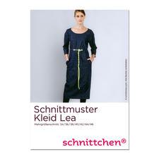 """Schnittmuster """"Kleid Lea"""" Einfach anziehend: Trendige Schnitte von Schnittchen®"""