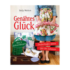 "Buch - Genähtes Glück Buch ""Genähtes Glück"""