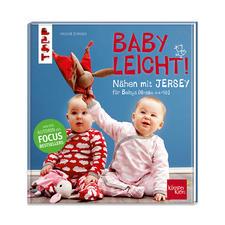 """Buch """"Nähen mit JERSEY – babyleicht!"""""""