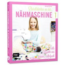 """Buch - Durchstarten an der Nähmaschine. Buch """"Durchstarten an der Nähmaschine""""."""