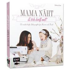 """Buch - Mama näht und ich helfe mit Buch """"Mama näht und ich helfe mit""""."""