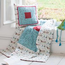 """Näh-Idee """"Kinder-Bettwäsche"""" Bettwäsche: Näh-Idee aus dem Buch """"Wohnglück selbstgenäht"""""""