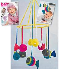 Fisch-Mobile aus Baby BMM 25/16