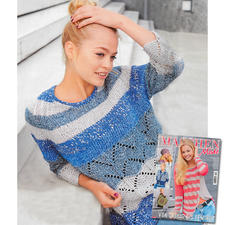 Pullover aus Sabrina Special S 2443