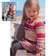Kleidchen aus Sabrina SK 028 Kinder-Maschen Klein – aber fein