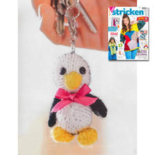 Pinguin aus Easy Stricken 4/17