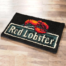 "Fußmatte ""Red Lobster"""