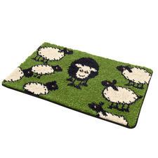 Fußmatte - Schafe Pflegeleichte Fußmatte Schafe.