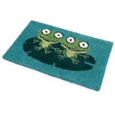 Fußmatte - Frösche