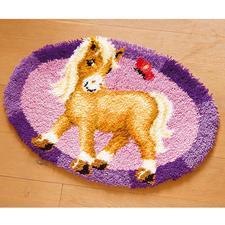 """Formteppich """"Pony"""""""