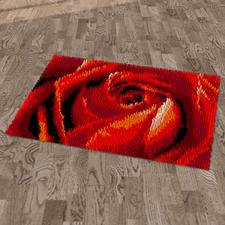 """Fußmatte """"Rose"""""""