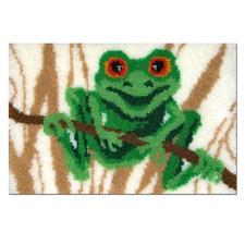 Frosch-Teppich