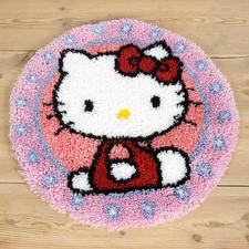 "Formteppich ""Hello Kitty"""