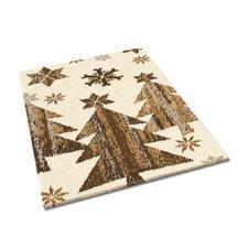 """Teppich """"Kiruna"""" Teppich mit nordischen Motiven"""