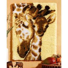"""Wandbehang - Giraffen Wandbehang """"Giraffen"""""""