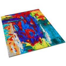 "Teppich ""Arte"" Farbenfrohes Wohndesign."